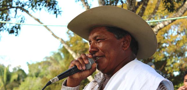 Aldrumas Monroy «El Negro».